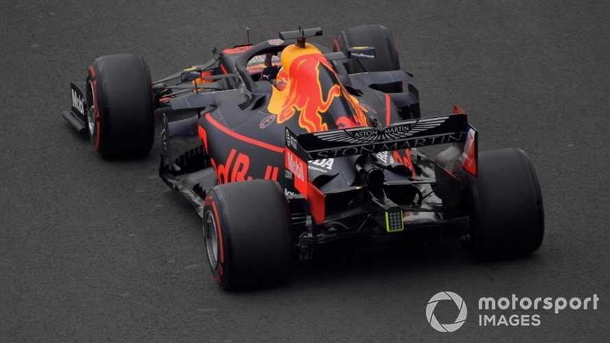 Verstappen se queda sin la pole del GP de México