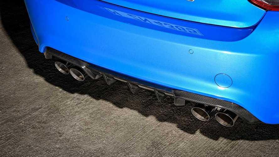 Послушайте, как вживую звучит новый BMW M2 CS