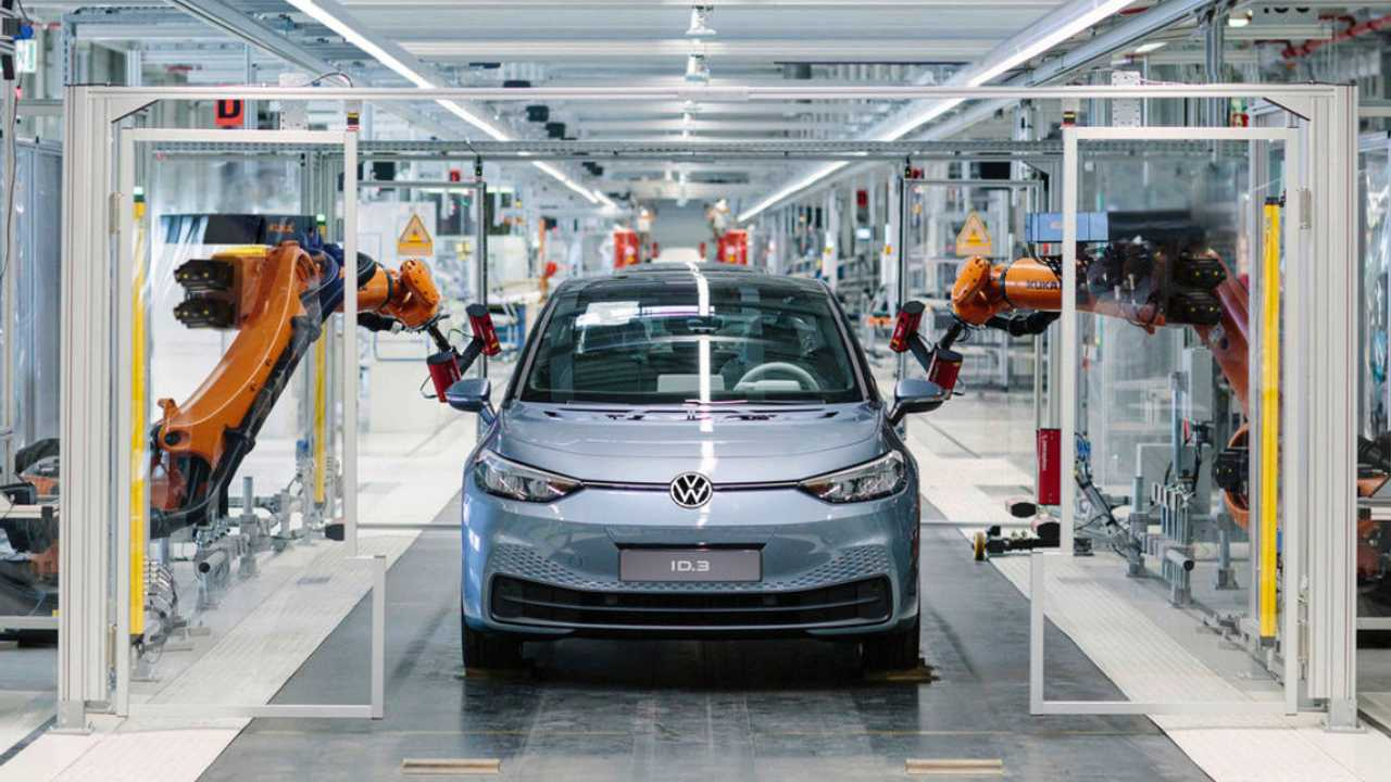 Volkswagen ID.3 Production