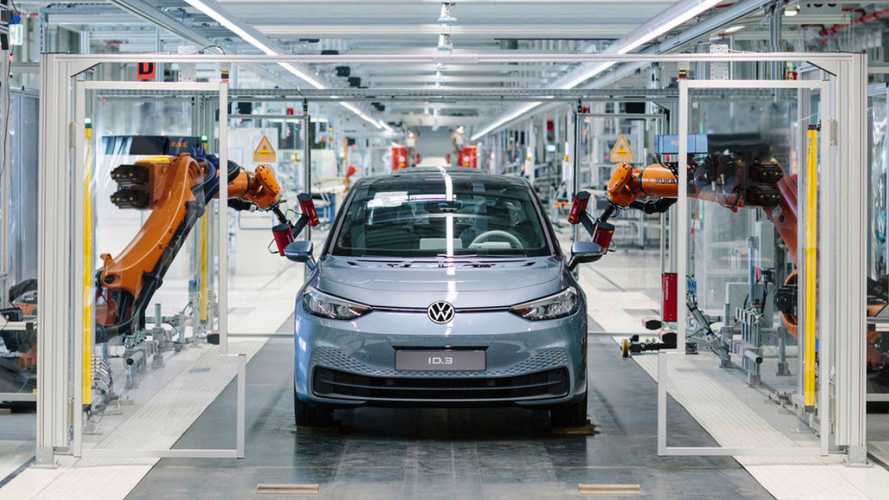 VW Expects Price Parity Between Gas & Electric Cars In 2nd Wave Of MEB