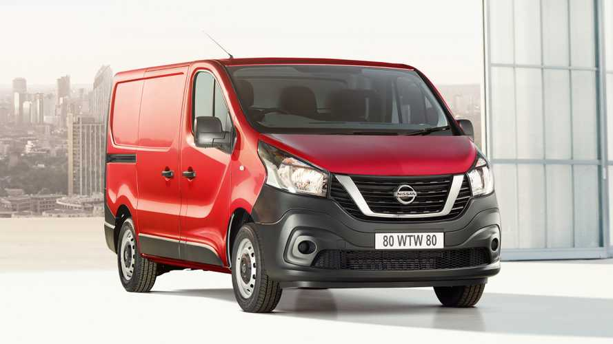 2020 Nissan NV300 and NV400