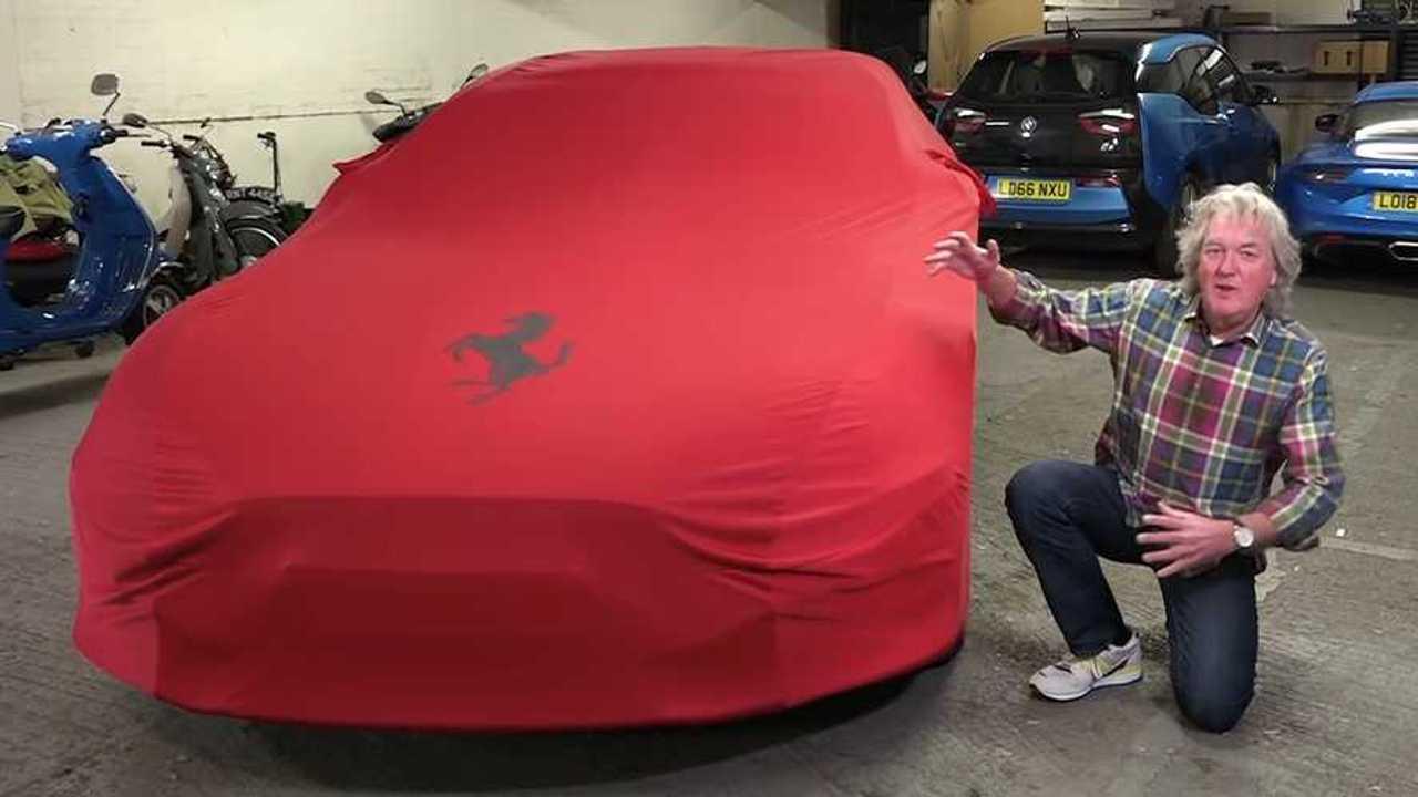 James May's new car