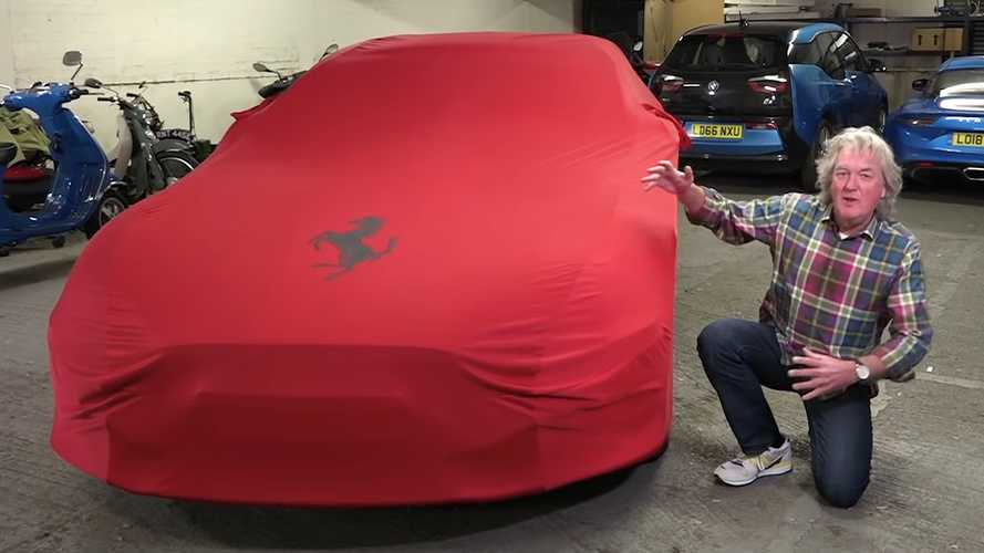Guess What New Car James May Just Bought