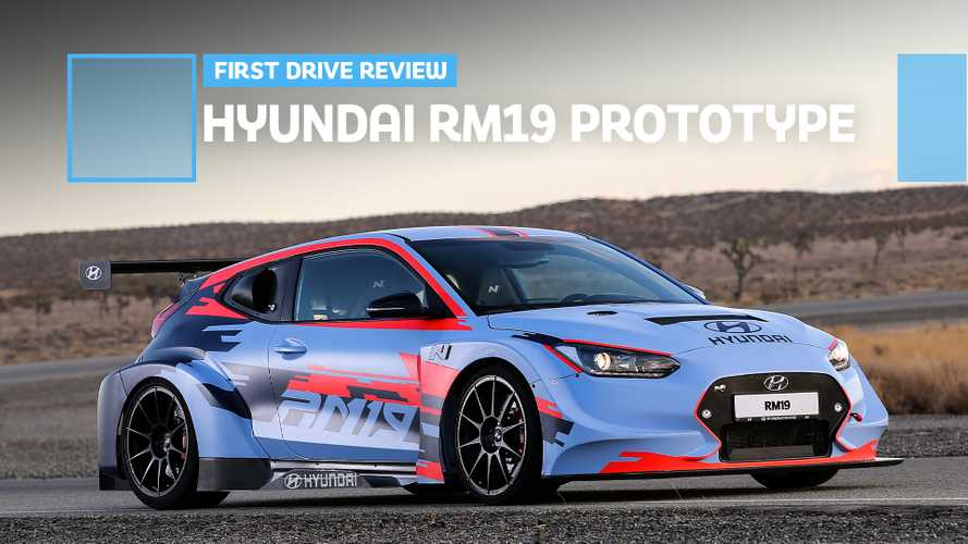 Hyundai RM19 Prototype first drive: Building block