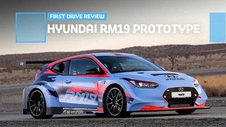 Hyundai RM19 Prototype first drive: Building block
