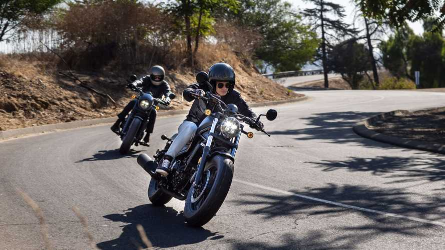 Rumors Of Harley-Challenger Honda Rebel 1100 Getting Louder
