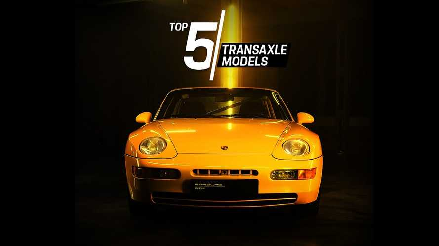 Porsche creates Top 5 of its best transaxle models