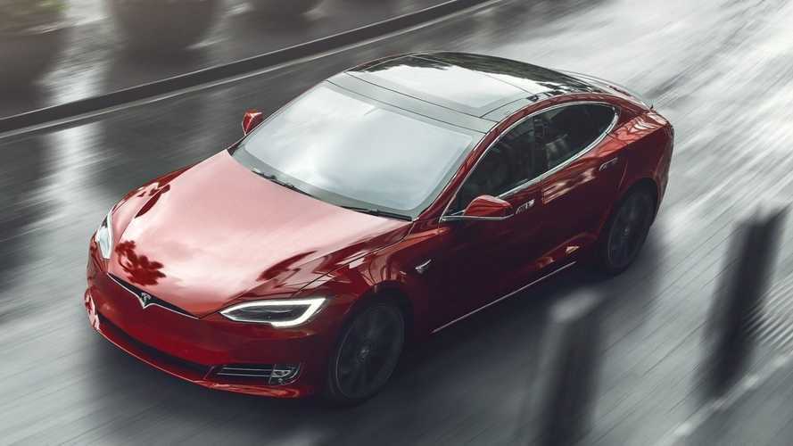 Elon Musk: Tesla Model S Is Fastest 4-Door At Laguna Seca, Video Coming