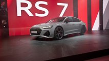 Audi RS7 Sportback at the 2019 Frankfurt Motor Show