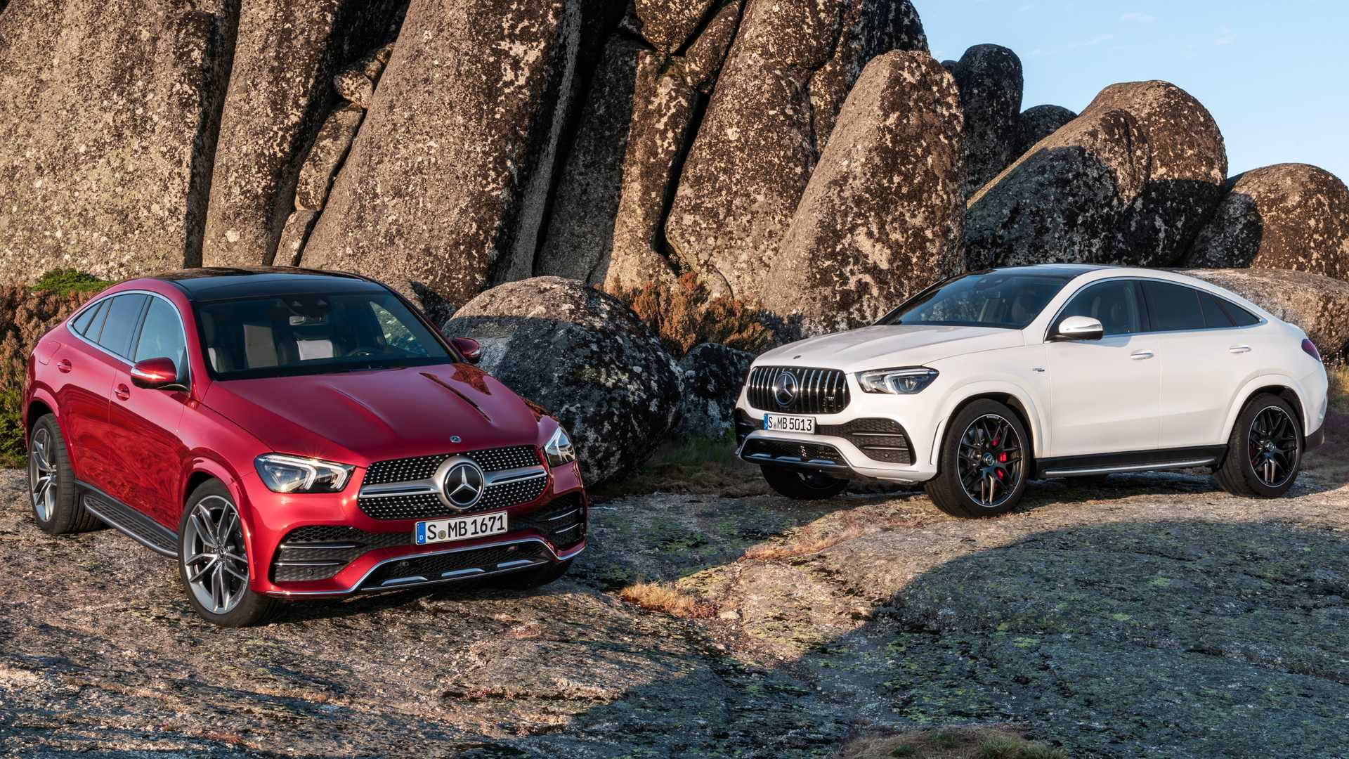 New Mercedes Gle Coupe Extensively Detailed In Four Videos