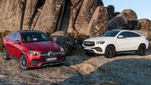 new mercedes gle coupe videos