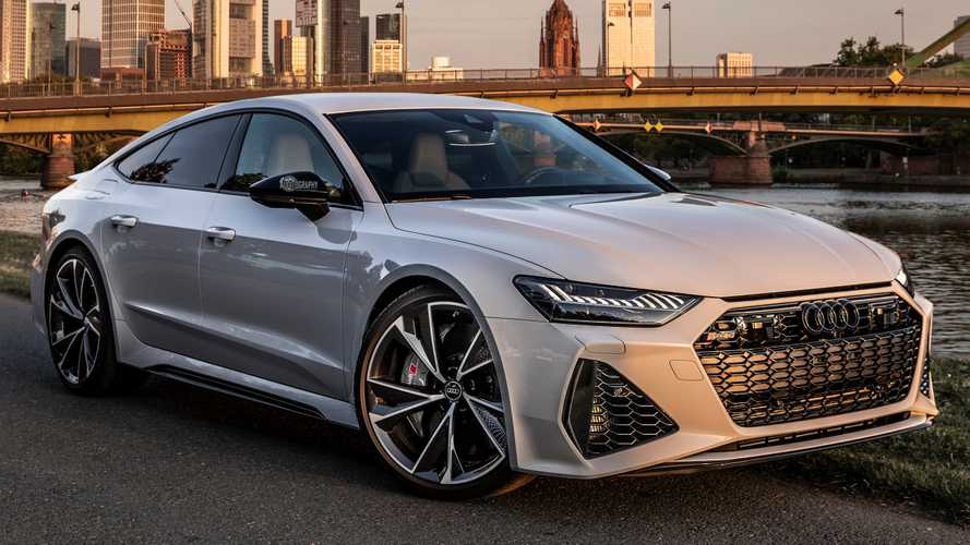 Most Expensive 2021 Audi RS7 Sportback Costs $152,445