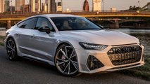 2020 Audi RS7 Sportback in Glacier White