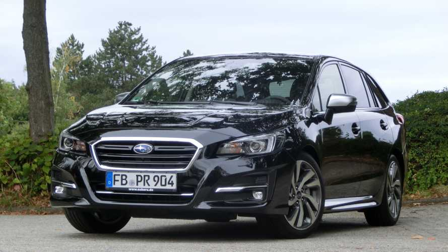 Subaru Levorg (2019) mit neuem Zweiliter-Motor im Test