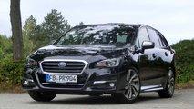 Subaru Levorg 2.0i Test (2019)