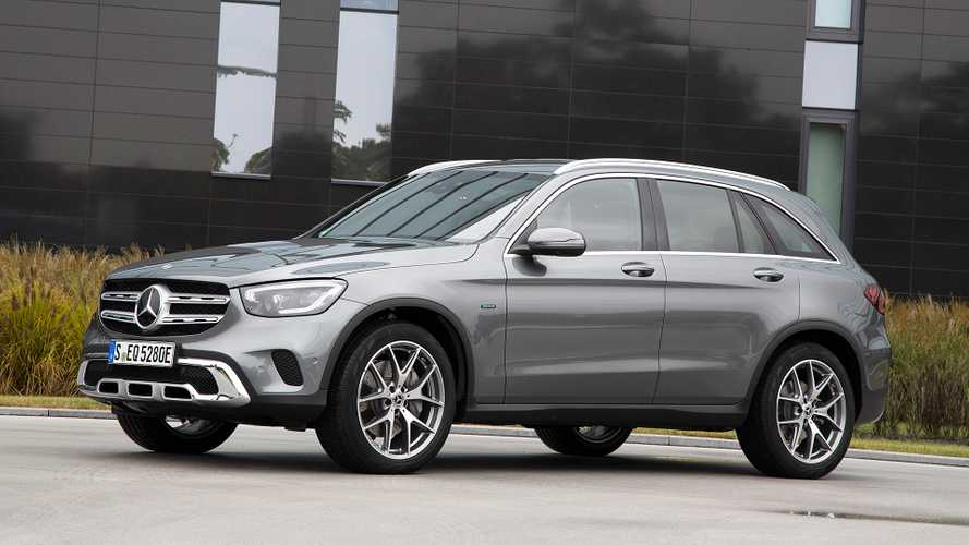 Mercedes GLC Plug-In Hybrid Priced Just Under £50,000 In UK