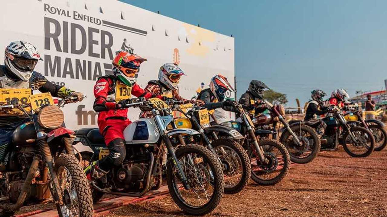 Royal Enfield's Rider Mania
