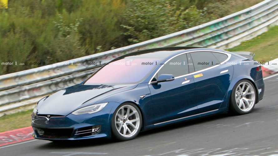 Report: Tesla Model S Already Topping Porsche Taycan At Nürburgring