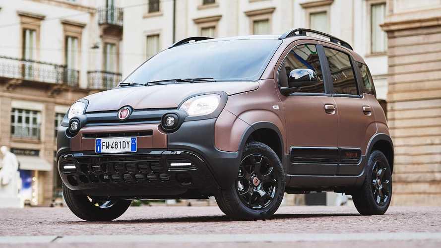 Fiat Panda Trussardi, edizione speciale e modaiola