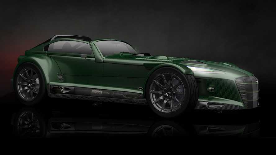 Donkervoort D8 GTO-JD70 has 415-bhp Audi RS engine, costs £140,000