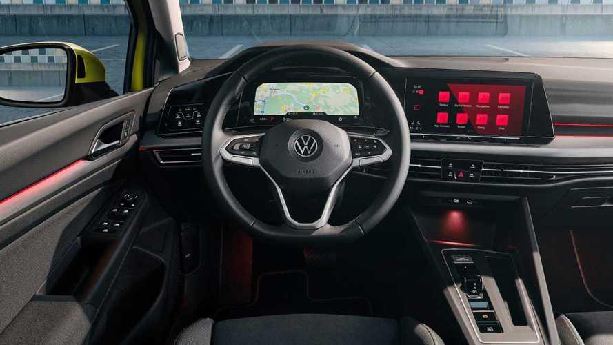 Richiamo per 56.000 Volkswagen Golf per aggiornamenti software
