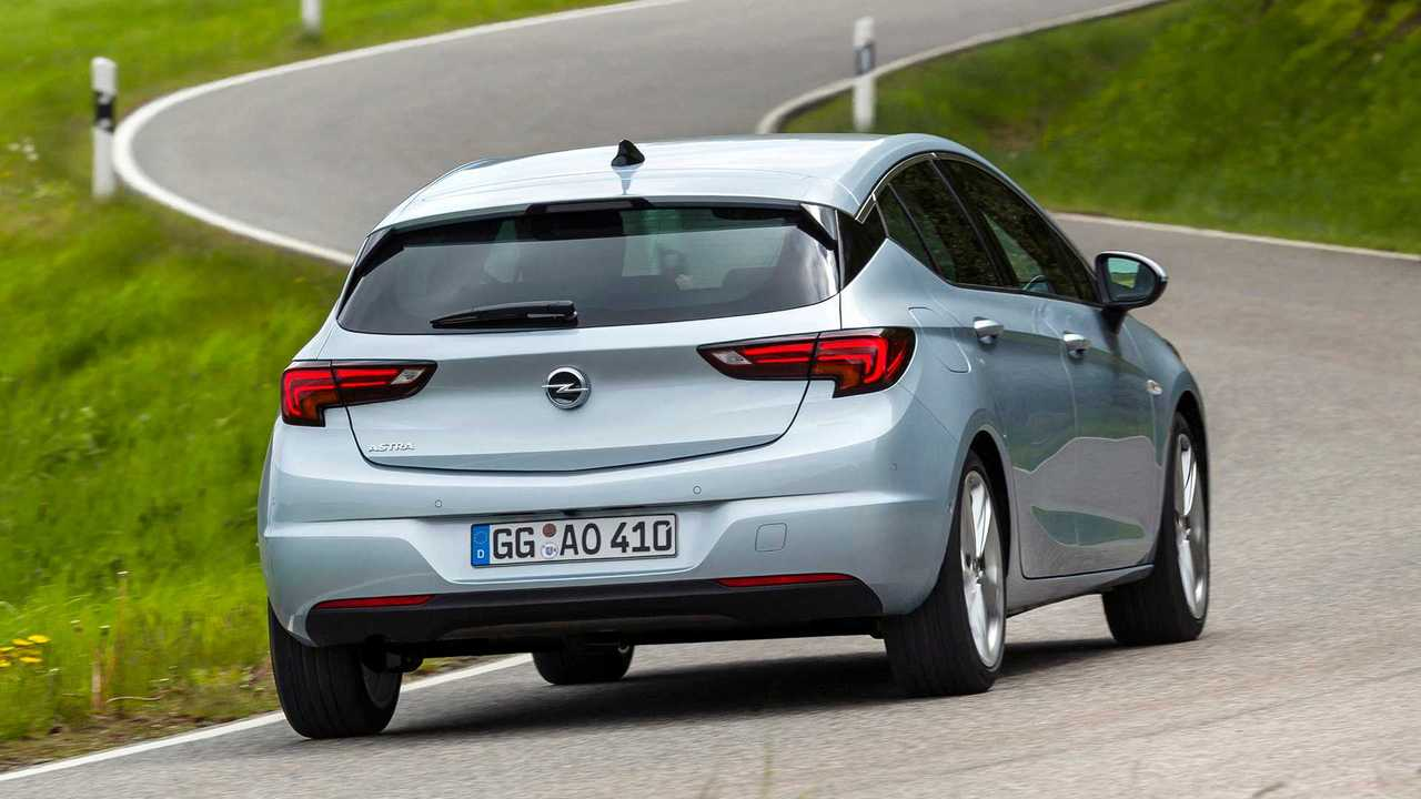 Opel Astra: estrena restyling