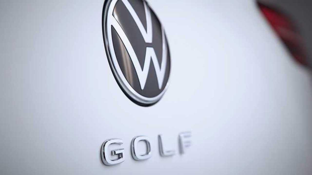2020 VW Golf 8 Mega Fotoğraf Galerisi