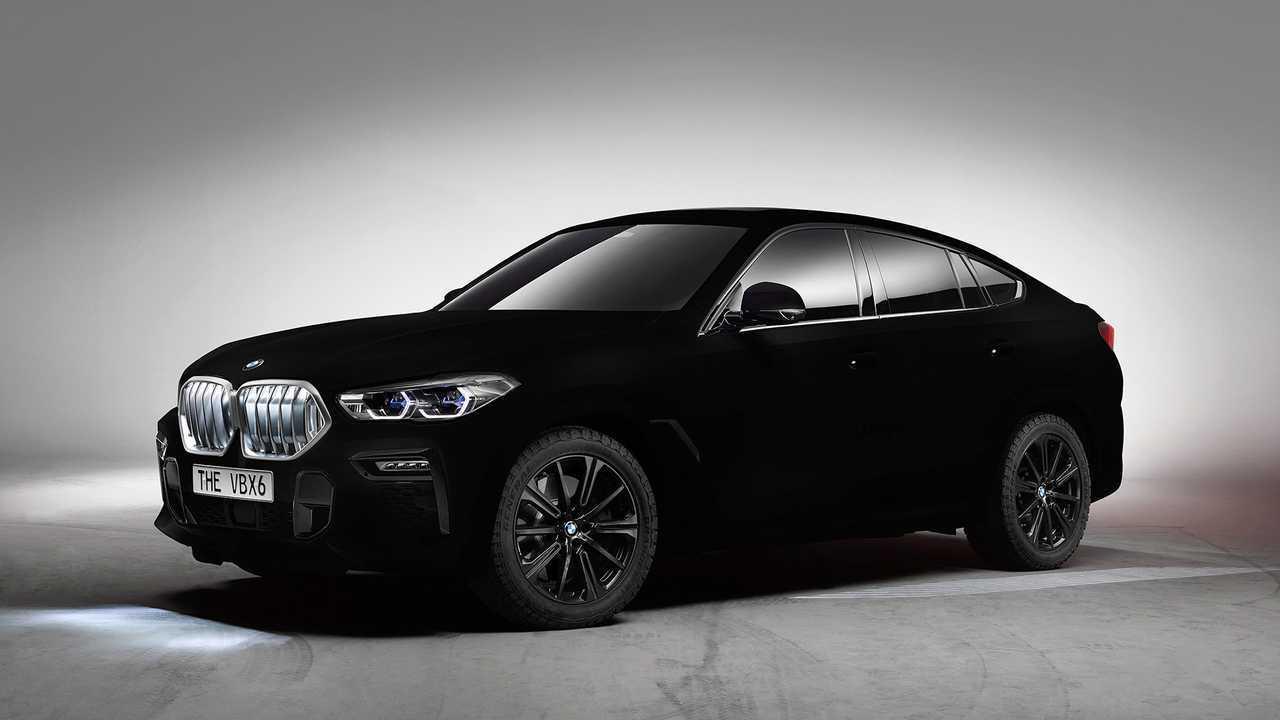 Bmw X6 2020 Black Price