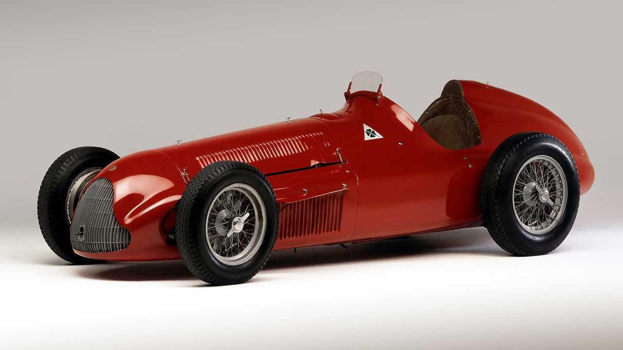 "Alfa Romeo Tipo 159 ""Alfetta"" (1951) - 15/20 millió euró"