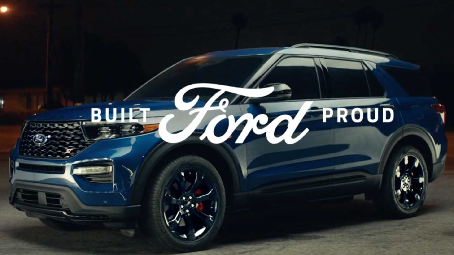 Ford Christmas Commercial 2020 2020 Ford Explorer Gets First Three Commercials