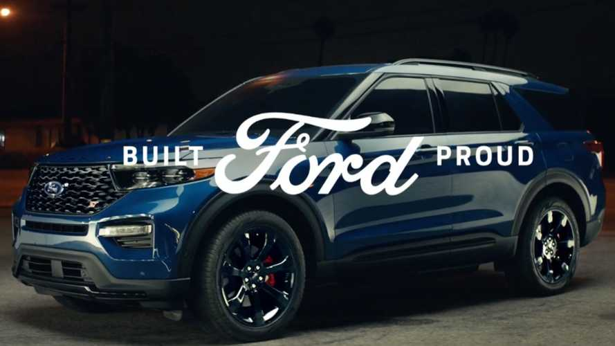 2020 Ford Explorer Gets First Three Commercials