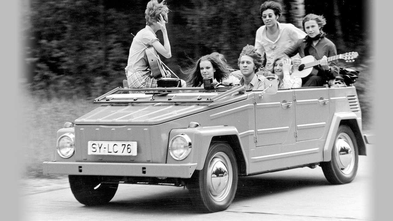 IAA 1969 Rückblick: VW 181