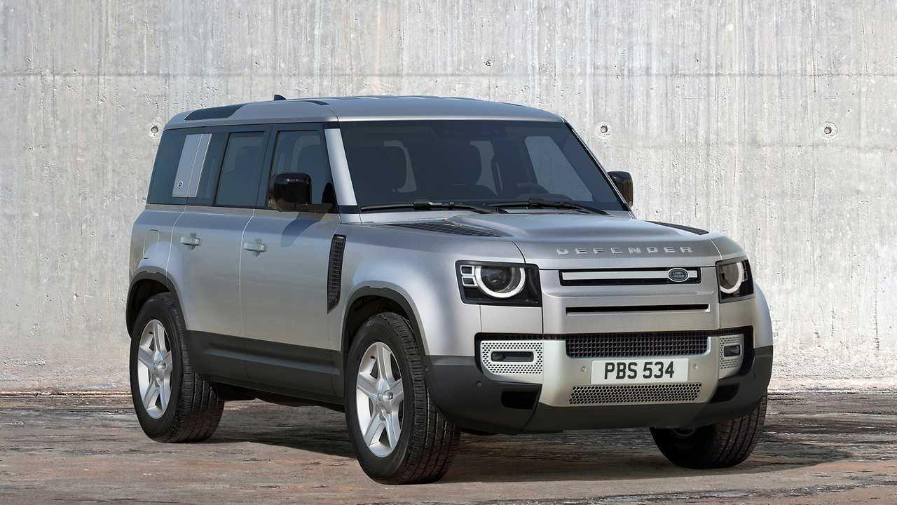 Land Rover Defender 2020MY
