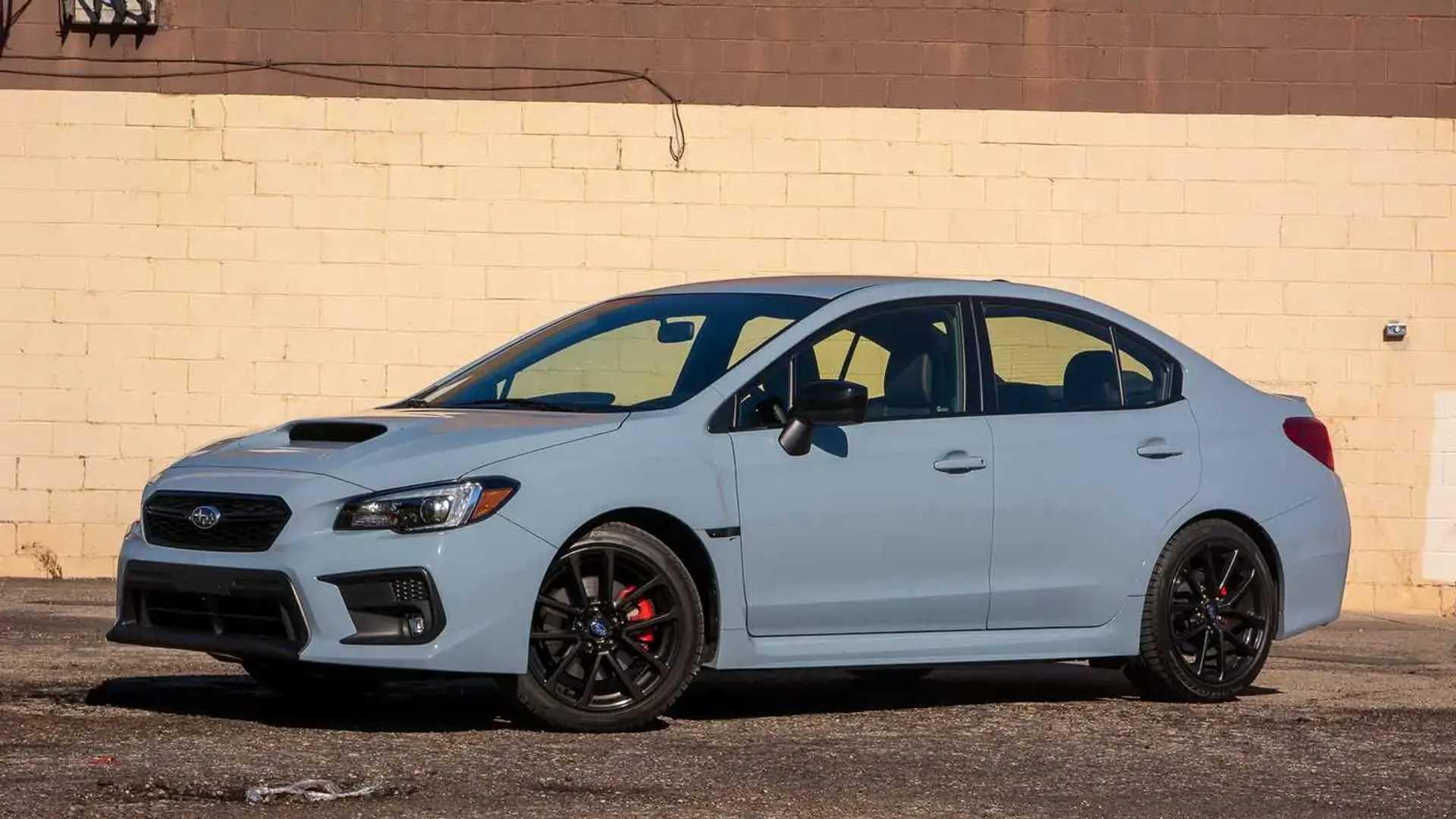 2019 Subaru WRX Series Gray: Pros And Cons