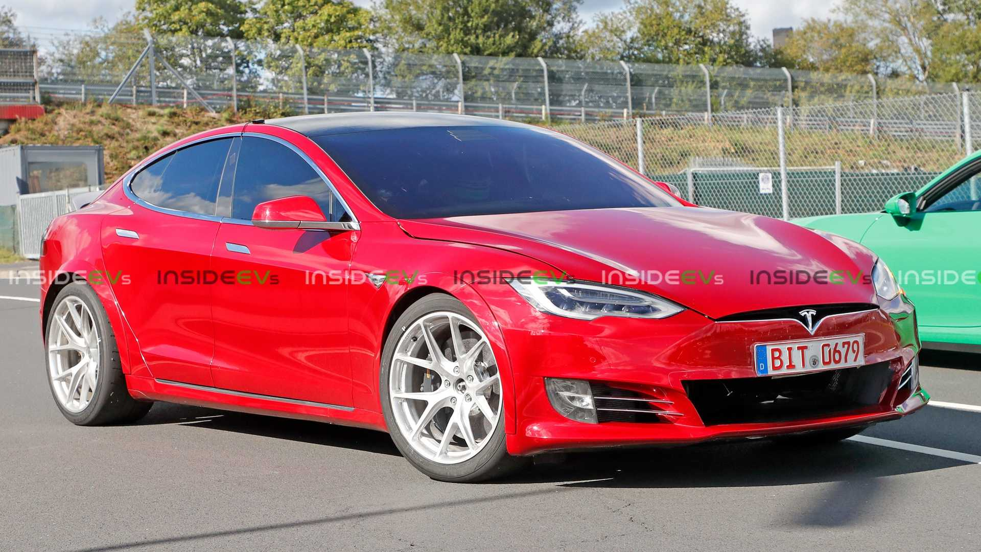 Tesla Model S MOD / Plaid 41