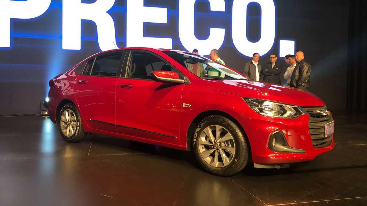Chevrolet Novo Onix Plus 2020