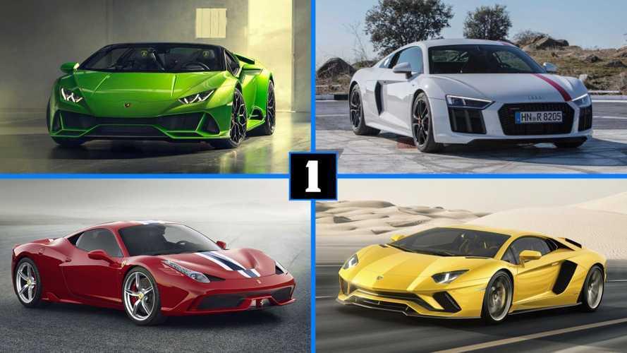 Découvrez les supercars les plus populaires d'Instagram