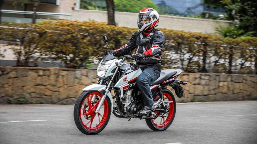 Vendas de motos 0km crescem mais de 50% em abril; veja o ranking