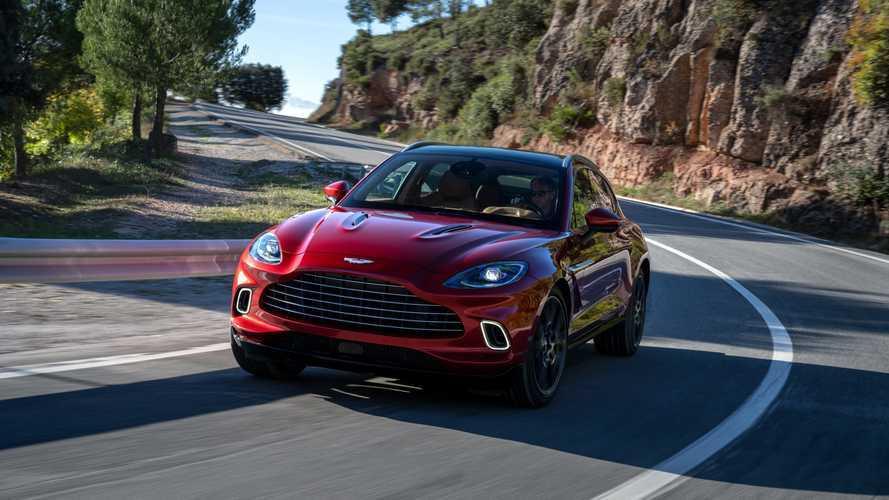 Aston Martin could take a revenue hit thanks to the coronavirus