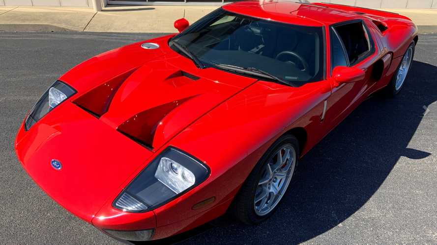 2006 Ford GT Is A Legend Reborn