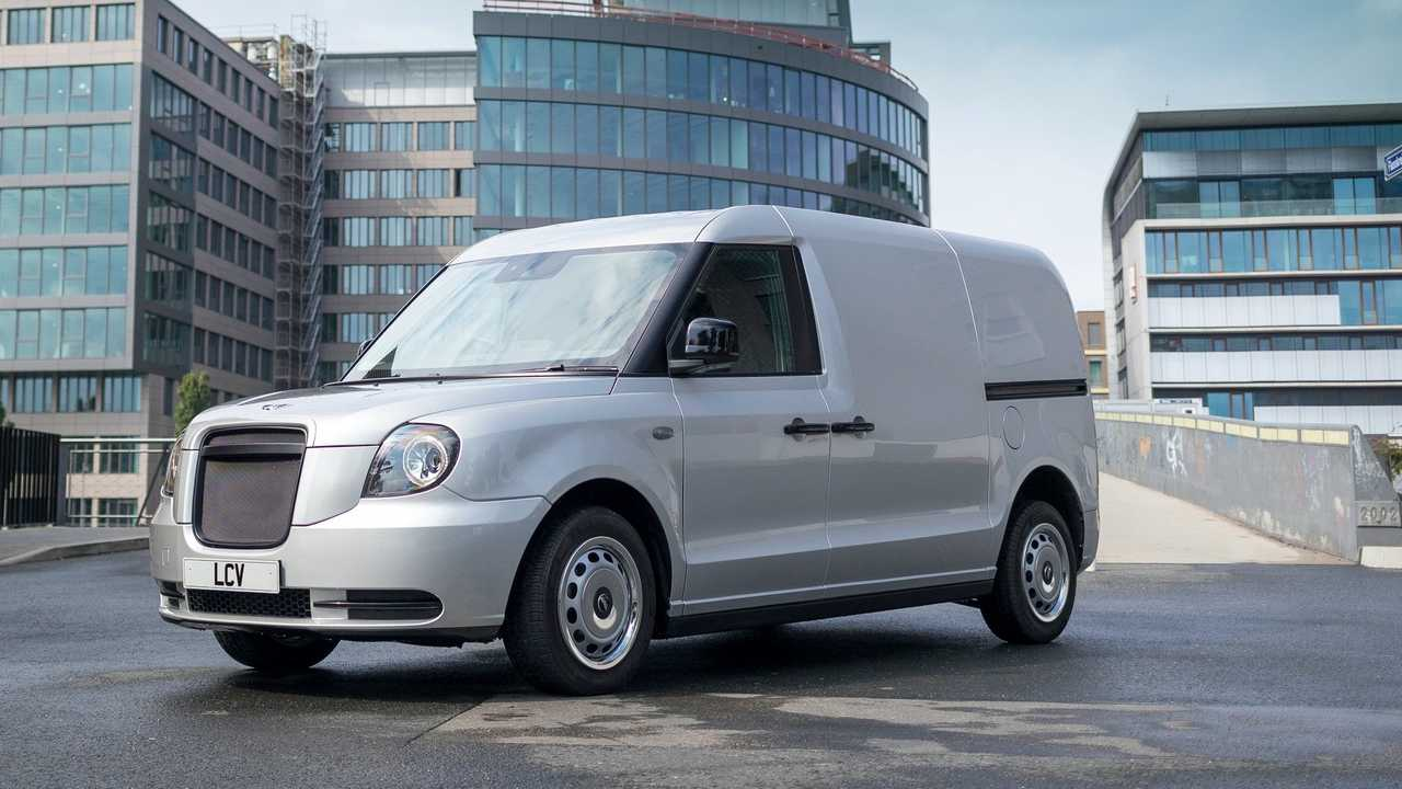 LEVC LCV by Geely