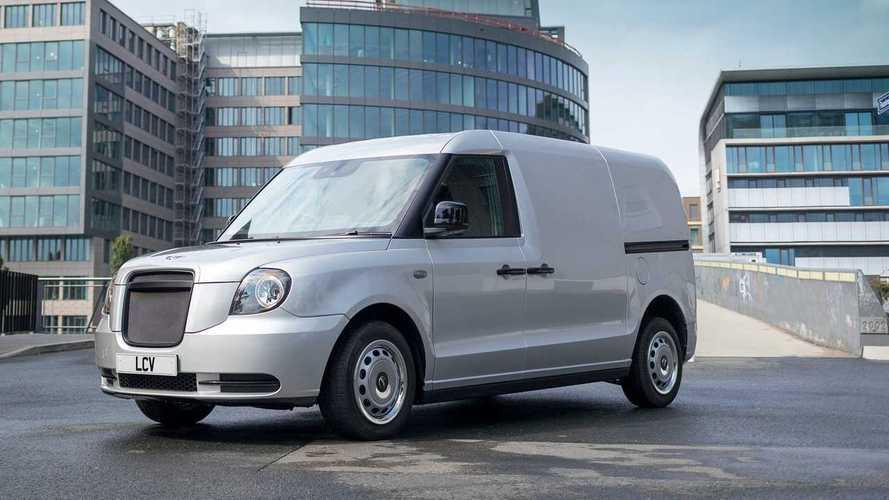 LEVC LCV,  il nuovo furgone elettrico anglo-cinese