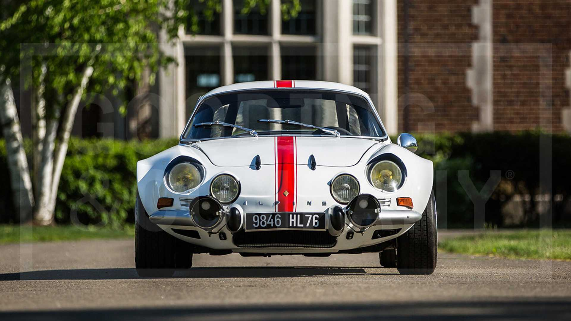 """[""""For $220K, This 1973 Renault Alpine A110 1600S Could Be Yours""""]"""
