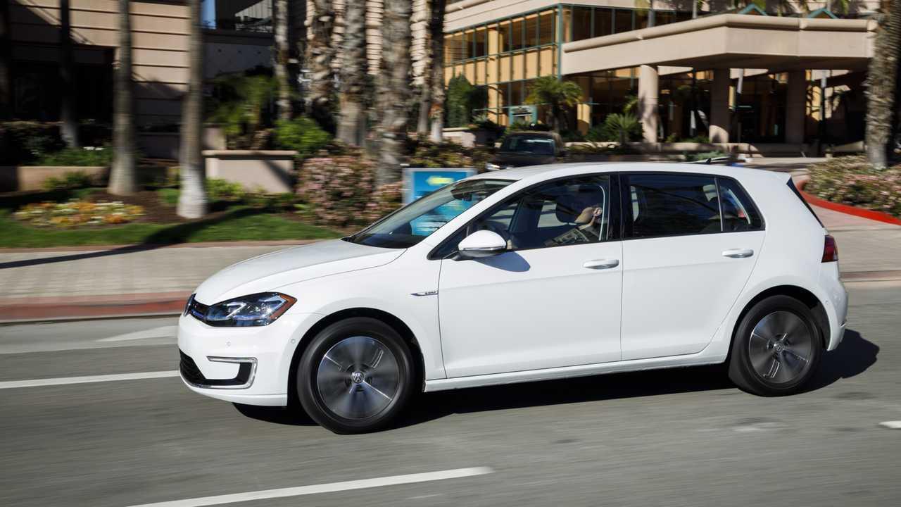 6. Volkswagen e-Golf
