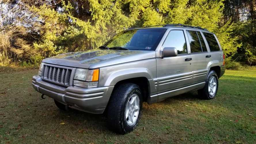 Buy This V8 Jeep Grand Cherokee For $3,000 So We Don't Have To