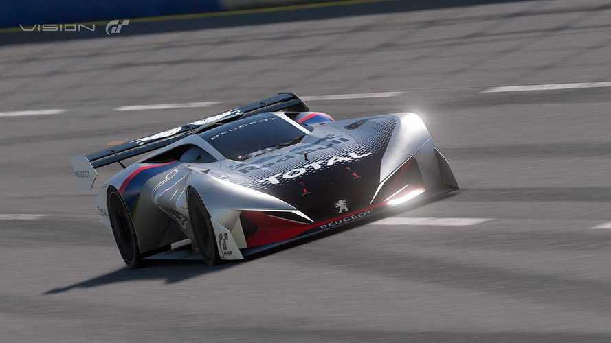 Los coches de la sección Vision Gran Turismo para PlayStation