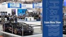 H&R mit Mega-Auftritt auf der Essen Motor Show 2019