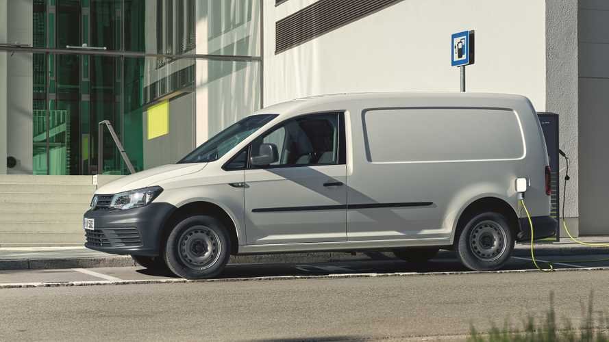 Volkswagen e-Caddy ABT