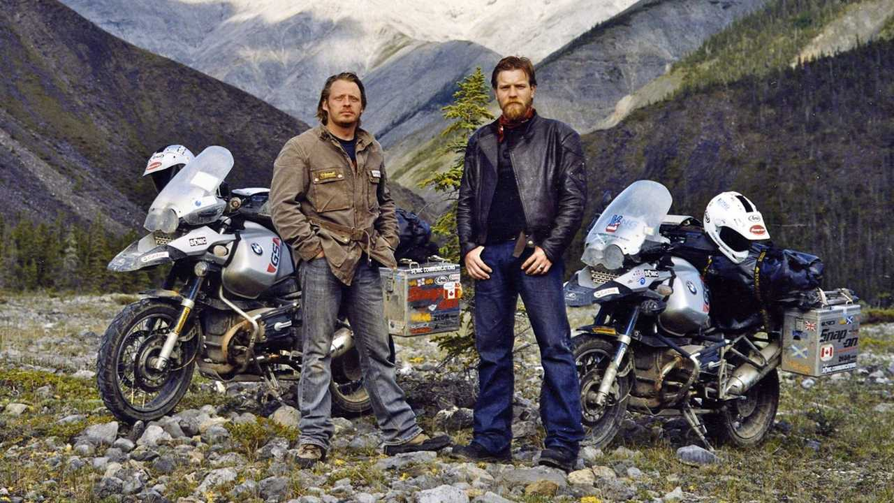 Long Way Round with Charley Boorman and Ewan McGregor