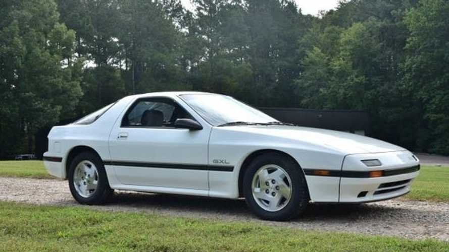 Someone Snagged This 1987 Mazda RX-7 Survivor For Just $6K